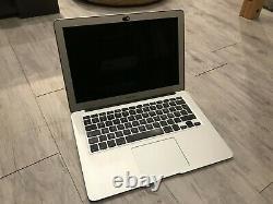 Macbook Air 13.3 Inches Intel Core I7 2.2 Ghz Ssd 256 GB