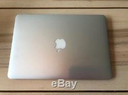 Macbook Air 13 Intel Core I5 1.4ghz 4gb Ddr 128gb Ssd