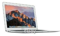 Macbook Air 13 Intel Core I5 1.6ghz Cpu 8gb Ram 128gb Ssd Qwerty Us