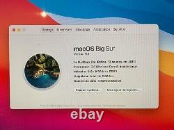 Macbook Pro 13.3 Retina / Intel Core I5 2.8ghz / Ssd 512gb / 8gb Ddr3 / Bigsur