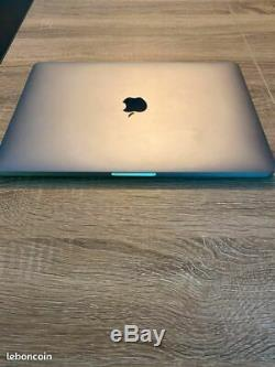 Macbook Pro 13.3 Touch Bar 256gb Ssd 8gb Ram Intel Core I5 Dual Core 2.9 Ghz G