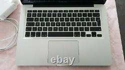 Macbook Pro 13 A1278 Intel Core I5 2.3 Ghz 8gb 500 Go (early 2011) High Sierra