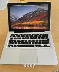 Macbook Pro 13 Intel Core I5 3.00 Ghz 8gb Ssd 250gb