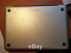 Macbook Pro 13 (early 2011) Intel Core I5 2.3ghz 4gb 320gb Hdd