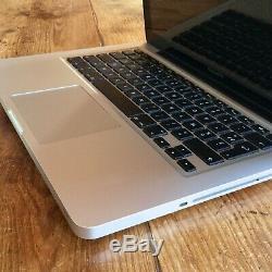 Macbook Pro 13-inch, 2.4ghz Intel Core I5, 8gb Ram