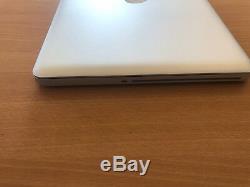 Macbook Pro 15 End 2011 Intel Core I7 2.2 Ghz 4gb Ram Ddr3