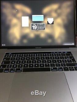 Macbook Pro 15 Touch Bar 2.6 Ghz 256 GB Ssd, Intel Core I7, 16gb Ram End 2016