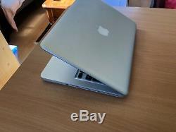 Macbook Pro Mi-2012 Intel Core I5 2.5ghz 4gb Ram Ddr3 1600mhz Hdd 500gb