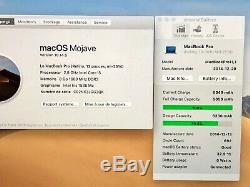 Macbook Pro Retina 13 Intel Core I5 2.80 Ghz Ssd 512 GB 2014/2015