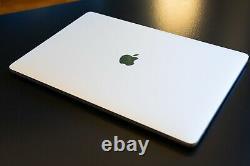Macbook Pro Retina 15.4 Ssd 1 To Intel Core I9 2.3 Ghz Silver 2019 - Applecare