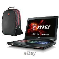 Msi Gt72 Dominator Pro G 6qe 17.3 (1tb, 6th Gen Intel Core I7, 3.50ghz, 16gb)