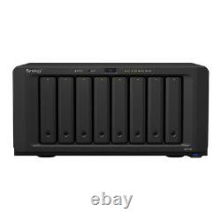 Nas Diskstation Ds1819 + Synology Compartments 8 X Quad-core Intel Atom 2,10ghz