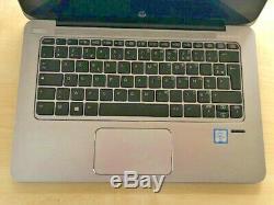New HP Elitebook 1030g1-13.3 1.2ghz Intel Core M7-6y75 16gb 256gb Ssd-m6u39av