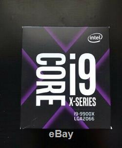 New Intel Core I9-9900x Processor 3,5 Ghz