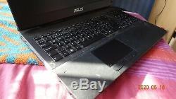 Notebook Asus Rog G75vx Intel Core I7 2.8ghz 3840qm 8gb Ddr3 1000gb Hdd