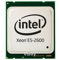 Pair 2x Intel Xeon E5-2690 2.9ghz 8 Core Fclga2011 Cpu Processor Sr0l0