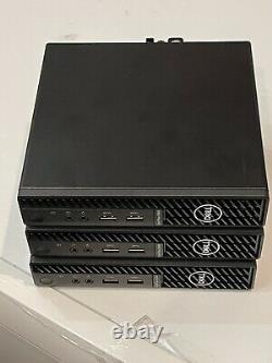 Pc Dell Optiplex 3080 Microphone, Intel Core I5-10500t @2.3 Ghz, Ram 16gb, Ssd 256gb