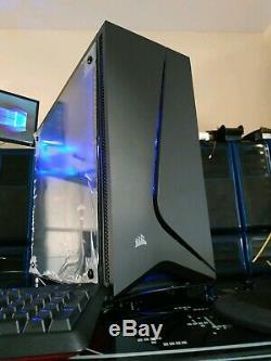 Pc Gaming Intel Core I5 8400 6 Hearts 4.00ghz 16gb Ddr4 Ssd Geforce Gtx 1060 6gb