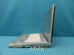 Pc Panasonic Toughbook Cf-c1 Intel Core I5 2.40ghz 4gb Ram 250 Hdd