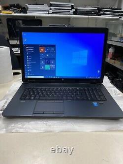 Pc Portable HP Zbook 17 Intel Core I7-4600m - 2.9ghz Ram 16gb Ssd To (1000gb)