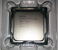 Processor Intel Core I7 3770k 3.90ghz Intel Socket Lga1155 Lga 1155 Z77 H77