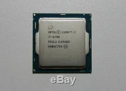 Processor Intel Core I7-6700 (3,40ghz) Lga 1151