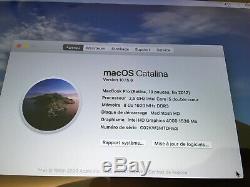 Retina Macbook Pro 13 End-2012 2.5 Ghz Intel Core I5 8gb Ram Double Heart 128