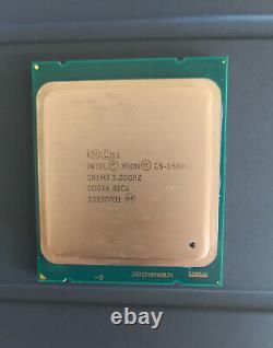 Xeon E5-1680 V2 8 Core @3.4/3.9ghz Unlocked X79/lga2011