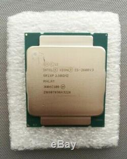 Xeon E5-2680 V3 12 Core 2.50 / 3.3ghz 30m Cache Lga2011-v3 (x99)
