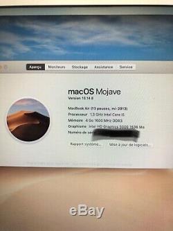 820-3437-B Macbook Air Core i5 1.3GHz 4GB A1466 Logic Board 90 Day Warranty