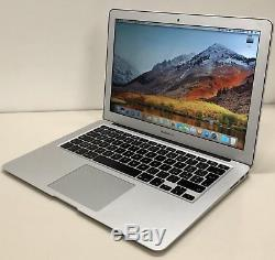 APPLE MACBOOK AIR 13 2014 INTEL CORE i5 1.4GHZ FACTURABLE USB 3.0 MOJAVE 10.14