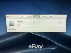 APPLE MACBOOK PRO RéTINA 13 INTEL CORE i5 2,3Ghz 8Go RAM 256Go SSD QWERTY  201