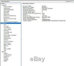 APPLE Mac Pro 1.1 Dual-Core Intel Xeon 2,66 GHz 3 Go