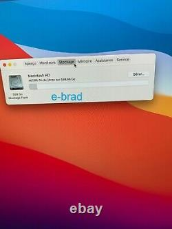 APPLE iMac 21,5 2017 Rétina 4K Intel i5 3,4Ghz QUAD CORE/16Go/500Go ssd