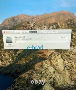APPLE iMac 27 2017 Rétina 5K Intel i7 4,2Ghz QUAD CORE /32Go/1To ssd
