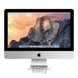 Apple Imac 54.6cm Milieu 2011 12,1 Intel Quad Core I5 2,50 Ghz 1tb 16go Ram OS X