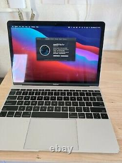 Apple MacBook Air 12 256Go SSD, Intel Core M, 5ème Génération, 1,1GHz, 8Go