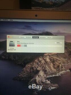 Apple MacBook Air 13,3 (128Go SSD, Intel Core i5 1,6 GHz, 4Go)