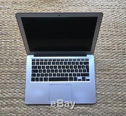 Apple MacBook Air 13,3 128Go SSD, Intel Core i5 5ème Génération, 1,6 GHz