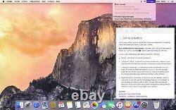 Apple MacBook Air 13,3 (128Go SSD, Intel Core i5 5ème Génération, 1,6 GHz, 8Go)