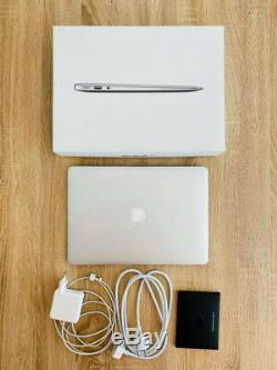 Apple MacBook Air 13,3 (Intel Core i5 bicoeur 1,3GHz, 128 Go, 4 Go RAM)
