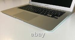 Apple MacBook Air 13,3, Intel Core i5 double Cur, 1,4GHz, 256Go SSD, 4Go RAM