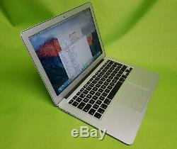 Apple MacBook Air (2017), 1.8GHz Intel Core i5, 8GB, 256 SSD 36Cycles only