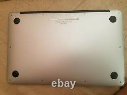 Apple MacBook Air Intel Core i5 1.6GHz 4 Go RAM 128 Go SSD 11.6 2012 Gris
