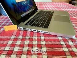 Apple MacBook PRO 13 512Go SSD, 4Go RAM, Intel Core 2 Duo 2,4GHz 2010