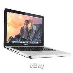Apple MacBook Pro 13,3  1024 Go HDD, Intel Core i5 3ème Gén, 2,5 GHz, 8 Go RAM