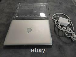 Apple MacBook Pro 13,3 128Go SSD, Intel Core i5 5e Génération 2,7GHz 8Go A1278