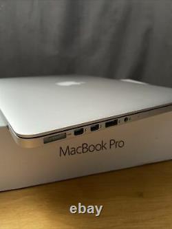 Apple MacBook Pro 13,3 (128Go SSD, Intel Core i5 5e Génération, 2,7GHz, 8Go) O