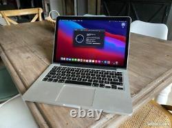 Apple MacBook Pro 13,3 (250Go, Intel Core i5 4ème Génération, 2,6 GHz, 8 Go)