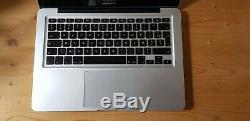 Apple MacBook Pro 13,3 (256Go SSD, Intel Core i5, 2,5 GHz, 16Go)